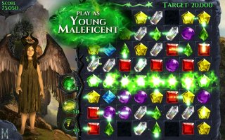 Maleficent Free Fall Screen