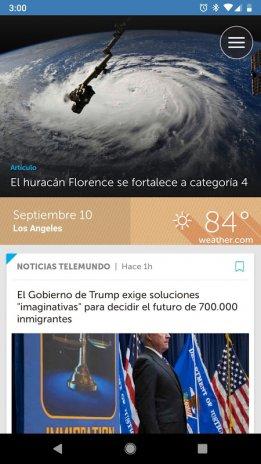 Noticias Telemundo 1 9 8-Live Download APK for Android - Aptoide