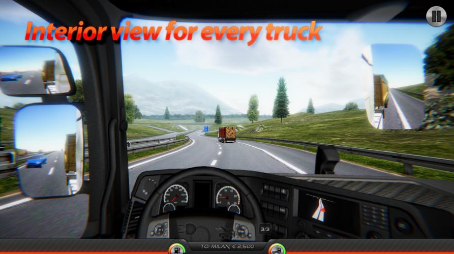 Truck Simulator : Europe 2 screenshot 5