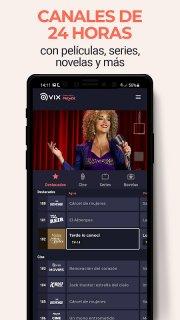 VIX - CINE. TV. GRATIS. screenshot 9