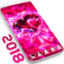 New 3D Love Launcher 2019