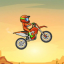 Motorcycle Hill Racing