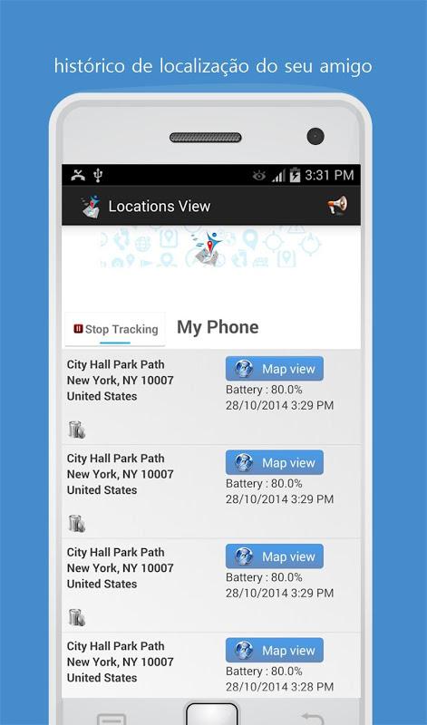 rastreador de celular phone tracker