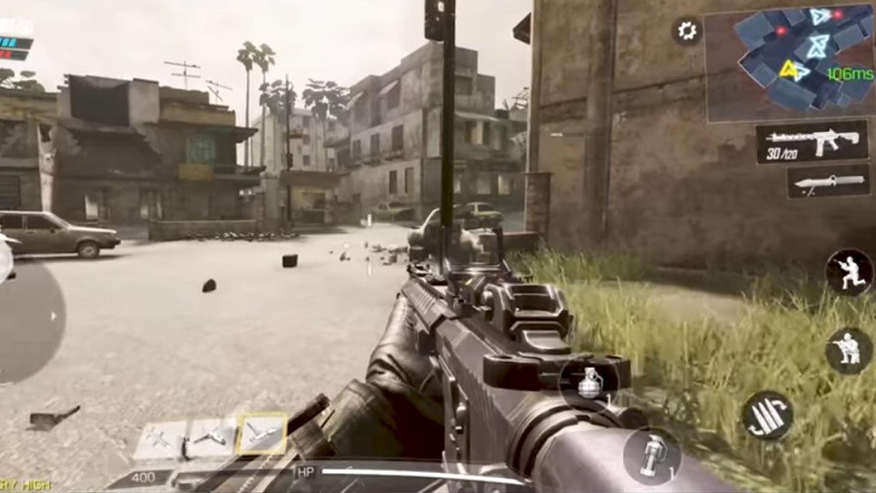Cheat Call of Duty : Mobile screenshot 2