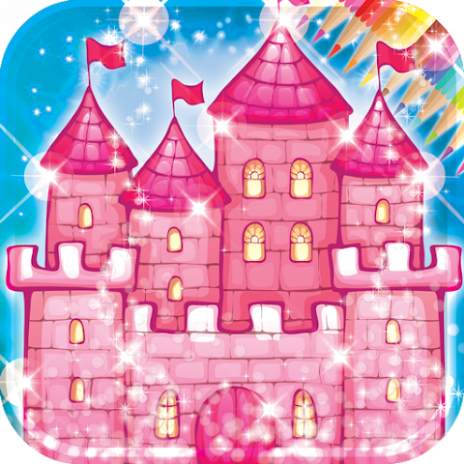Buku Mewarnai Istana 1 2 Unduh Apk Untuk Android Aptoide