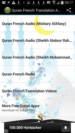 telecharger coran mp3 arabe francais