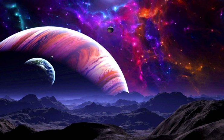 Outer Space Wallpaper 1 0 Download Apk For Android Aptoide