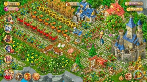 Cloud Farm screenshot 1