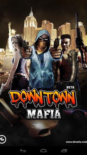 DOWNTOWN MAFIA (RPG) - FREE Screenshot