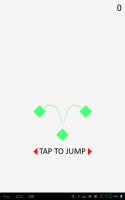 Jumping Brick, Unblocked Games Screen