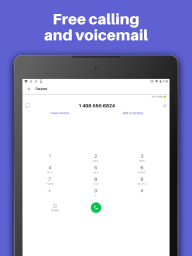 Text Free: Free Text Plus Call screenshot 8