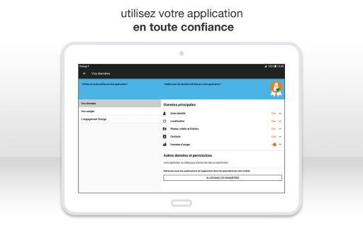 Orange et moi France screenshot 4