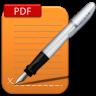 Handwritten PDF signatures Icon