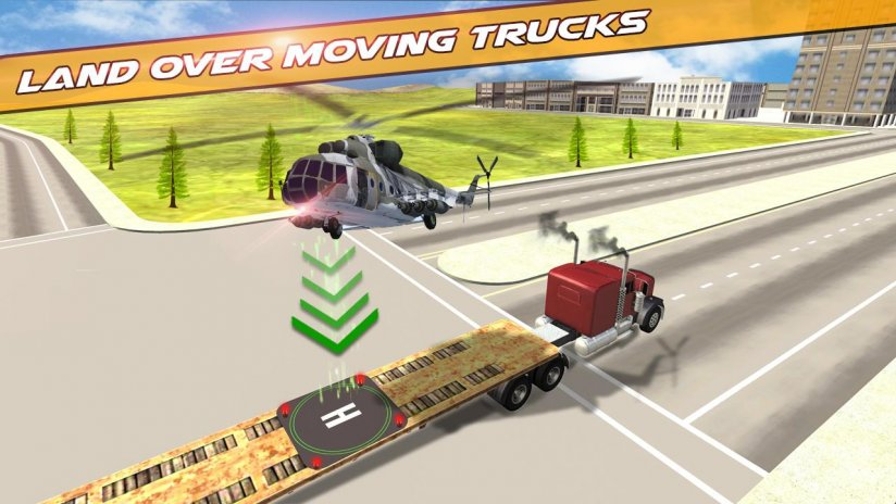 Helicopter Emergency Truck Landing Game 1 1 Download APK for Android