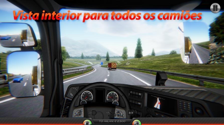 Simulador de caminhão: Europa 2 screenshot 8