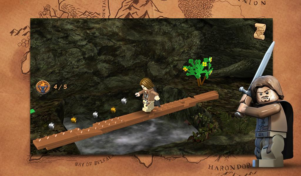 LEGO® The Lord of the Rings™ screenshot 2