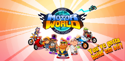 Motor World Bike Factory 1322 Download Apk For Android