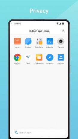 Mint Launcher 1 1 4 3 Download APK for Android - Aptoide