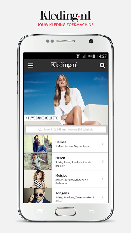 De Kleding Zoekmachine.Kleding Nl 1 2 7 Download Apk Para Android Aptoide