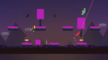 Stickfight: Legend of Survival Screen