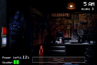 Five Nights at Freddy's Demo Screenshot