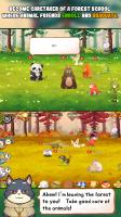 Animal Forest : Fuzzy Seasons Screen