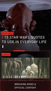 Star Wars screenshot 1