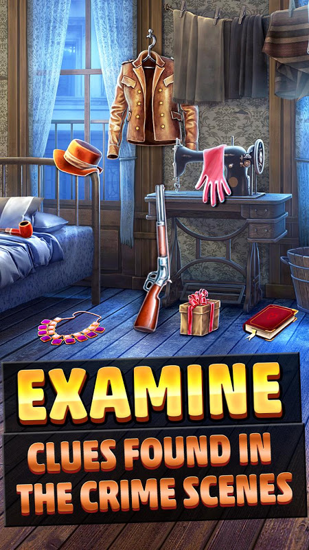 Criminal Case: Mysteries of the Past! screenshot 2