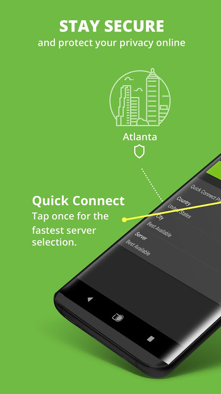 IPVanish VPN: The Fastest VPN screenshot 3