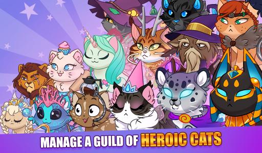 Castle Cats: Epic Story Quests screenshot 7