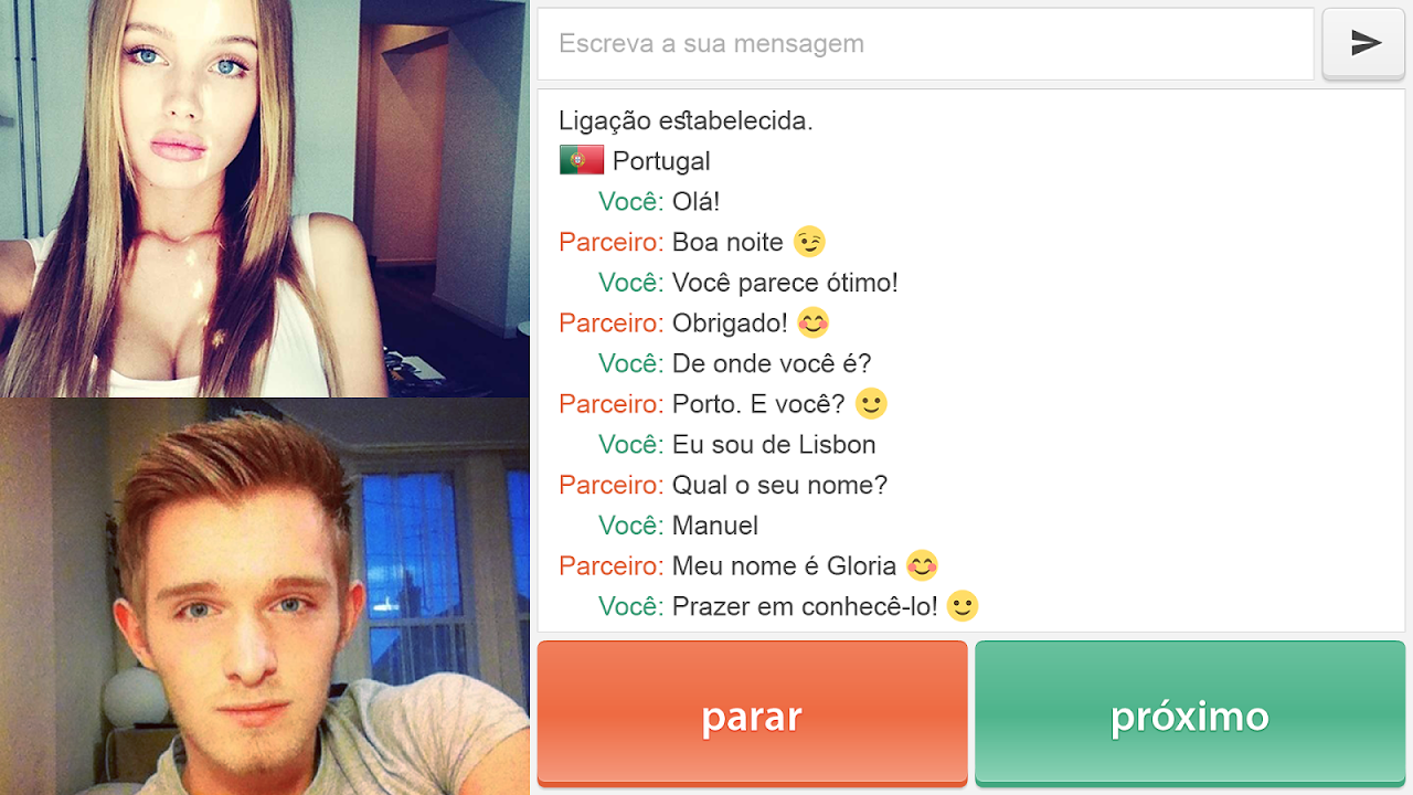 Chat portugal
