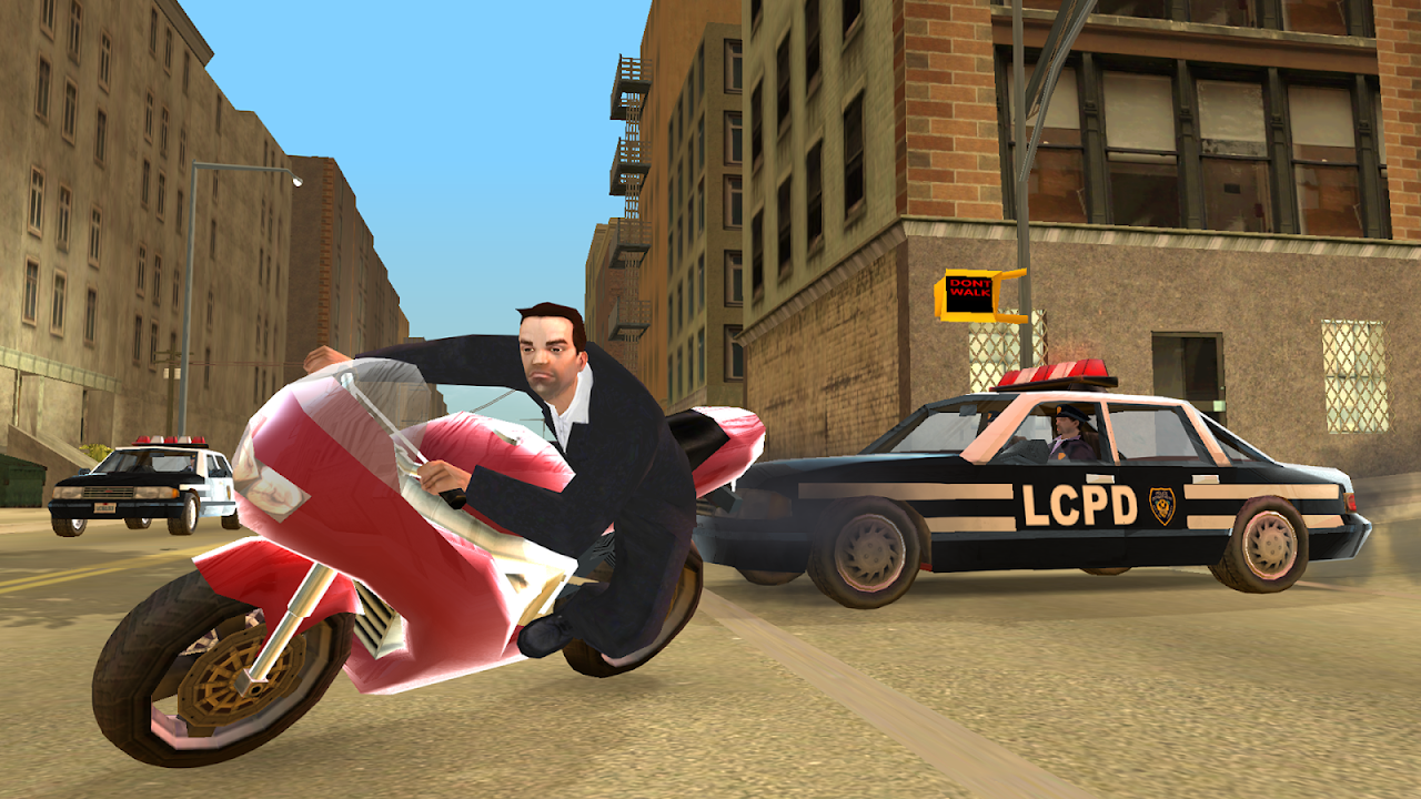GTA: Liberty City Stories screenshot 1