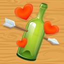Spin the Bottle: Chatten und Flirten