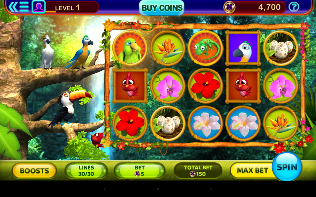 Australian Magic Slot - Free to Play Online Casino Game