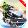 Impossible Tracks Drive Water Boat Racing 2018 Icon