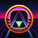 ATOMIC - Dark Retro Future Icons