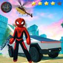grand Spider Stickman Rope Hero Gangstar auto-thef