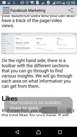 Facebook Tracker Apk
