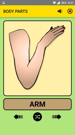Kids App : Body Parts (Preschool Learning Game)2 0 2 0 tải APK dành