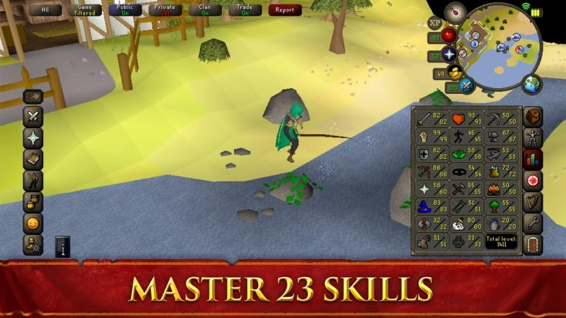 Old School Runescape 1766 Download Apk For Android Aptoide