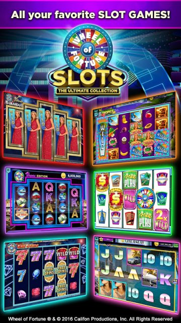 wheel of fortune slots download