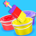 Ice Cream Tie Dye 3D! Dipping Master Riddles ASMR