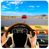 Car Driving Simulator 3D Icon