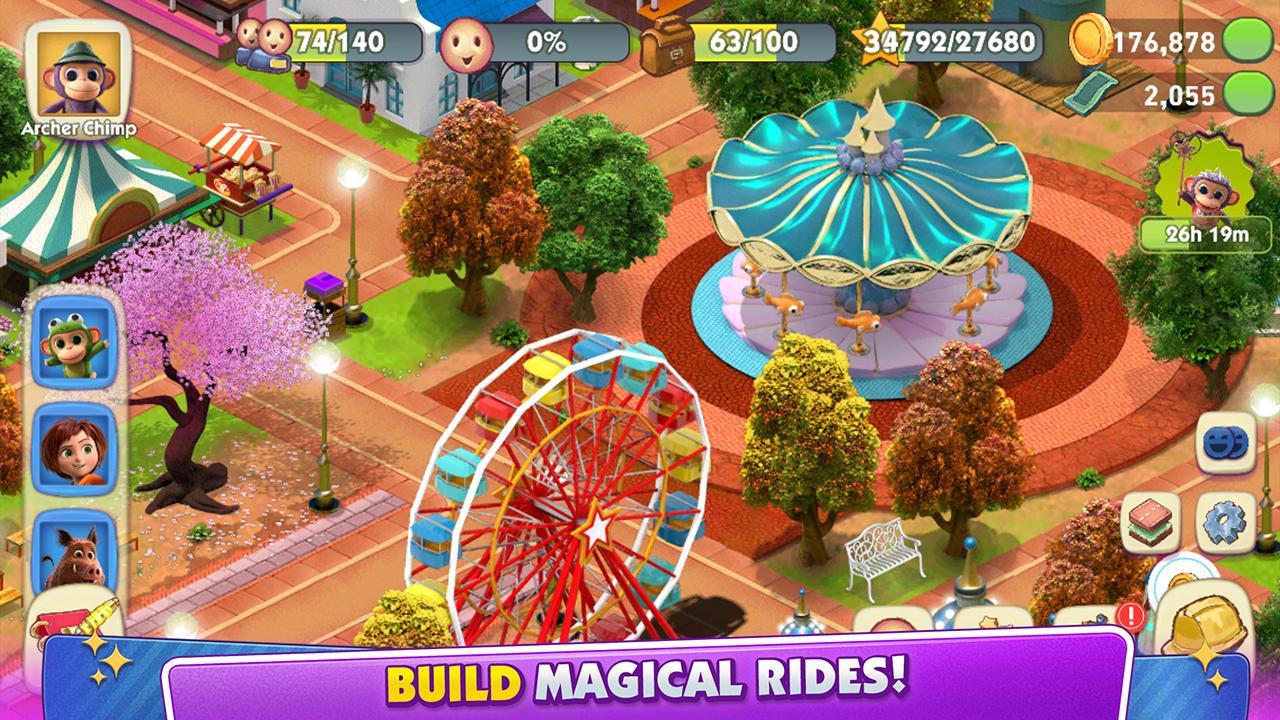 Wonder Park Magic Rides screenshot 2