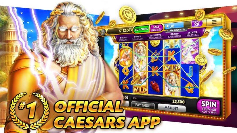 Caesars Casino Slot >> Slots Caesars Free Casino Game 3 12 Download Apk For Android Aptoide