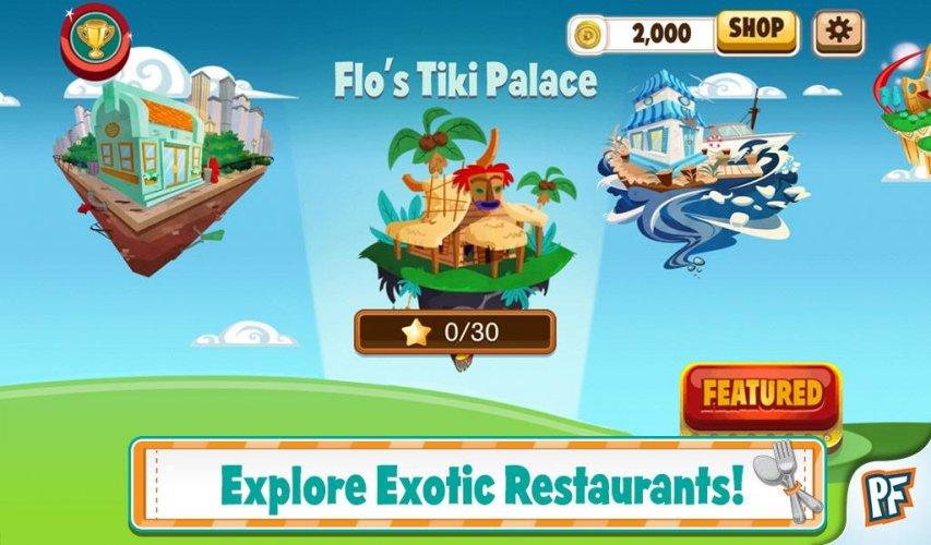 Play Diner Dash online, free