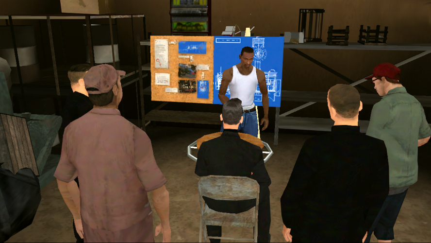 Grand Theft Auto San Andreas screenshot 23