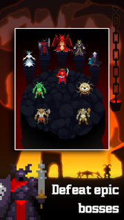 Dunidle - Incremental RPG Dungeon Crawler screenshot 2
