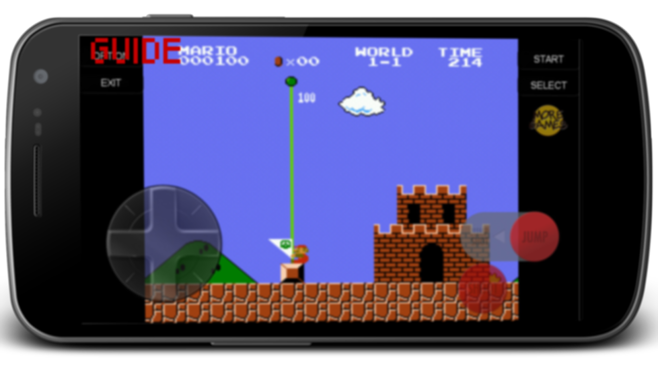 Guide Mario Super Bros screenshot 1