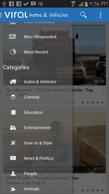 Viral Popup (Youtube Player) screenshot 6